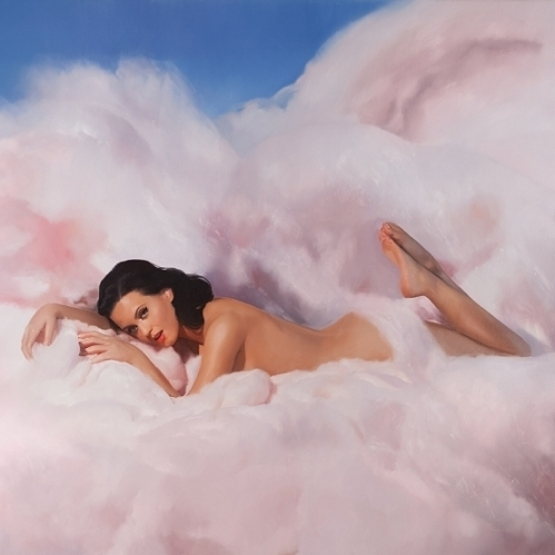 Capa do álbum Teenage Dream