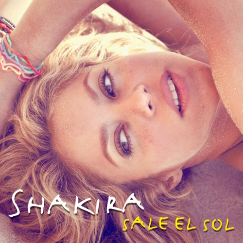 Capa do novo disco, Sale El Sol.