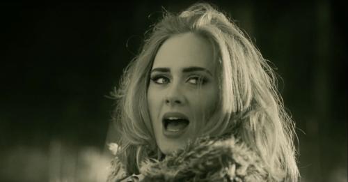 Adele (caso você tenha vivido em Marte nos últimos anos)